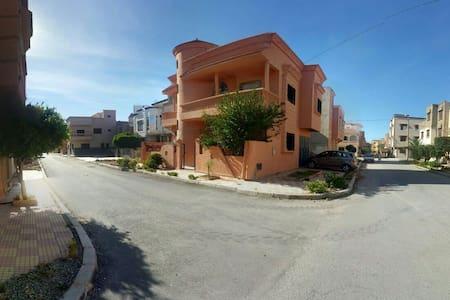 Superbe maison au cœur de Saidia - Saïdia - Villa