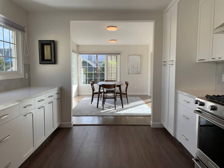 Newly Renovated Apt in Heart of Noe Valley