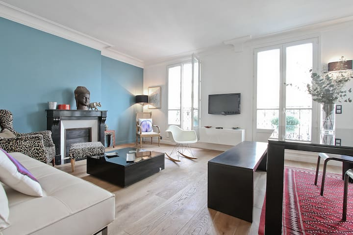 Ile St Louis / Bastille 1BDR Sunny - Paris - Apartment