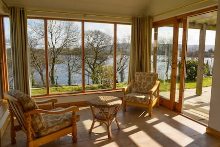 Stunning Shamrock Cottage Holiday Rental - Enniskillen - Hus