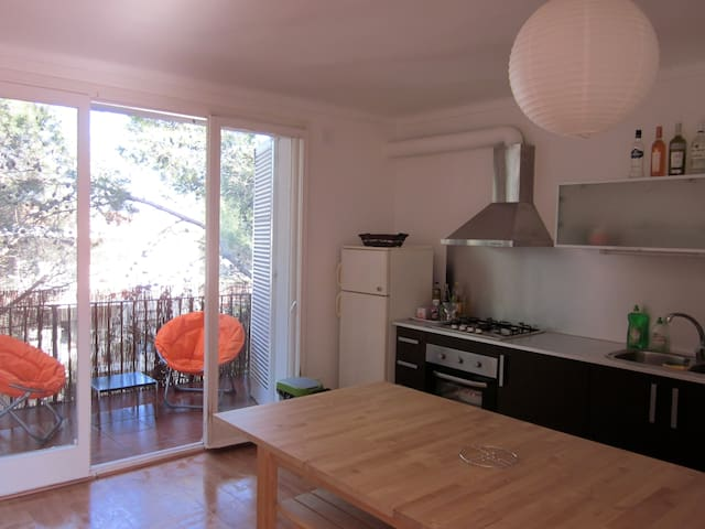 For rent: Apartment for 4/5 persons - L'Escala - Byt