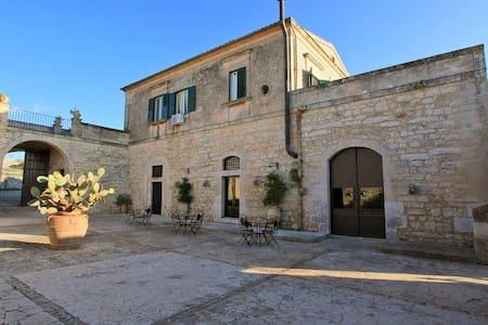 Villa Càrcara, The Baron Apartment - Ragusa - Villa