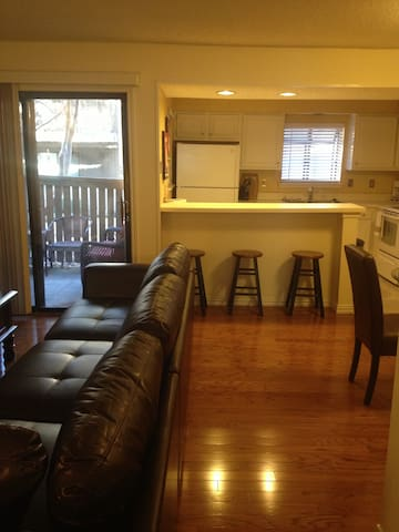 Beautifully Furnished Condo-Addison