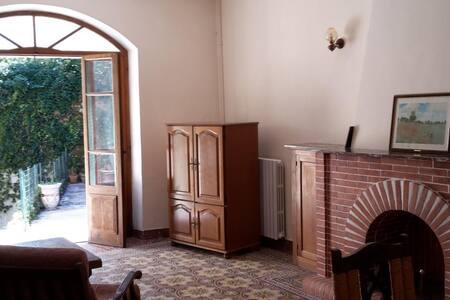 Surprenante maison de village à Montréal 07110 - Laurac-en-Vivarais - Reihenhaus