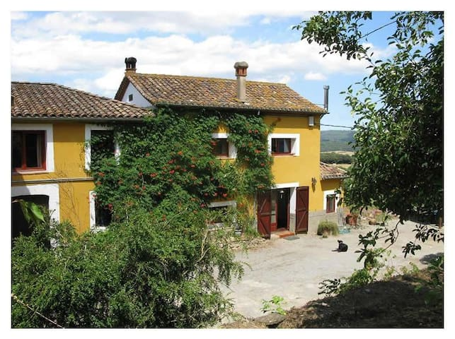 Bed and breakfast in catalalonia - Sant Ferriol - Bed & Breakfast