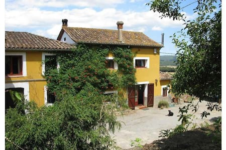 Bed and breakfast in catalalonia - Sant Ferriol