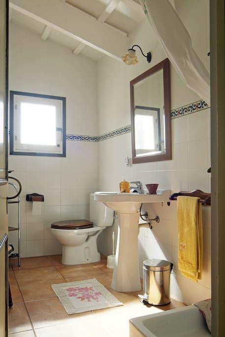 Tu cuarto de baño (compartido)