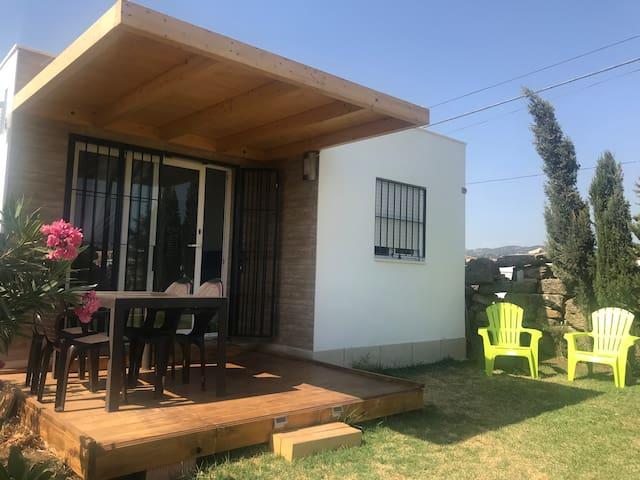 La casita de Laura