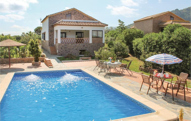 Holiday cottage with 3 bedrooms on 81m² in El Gastor