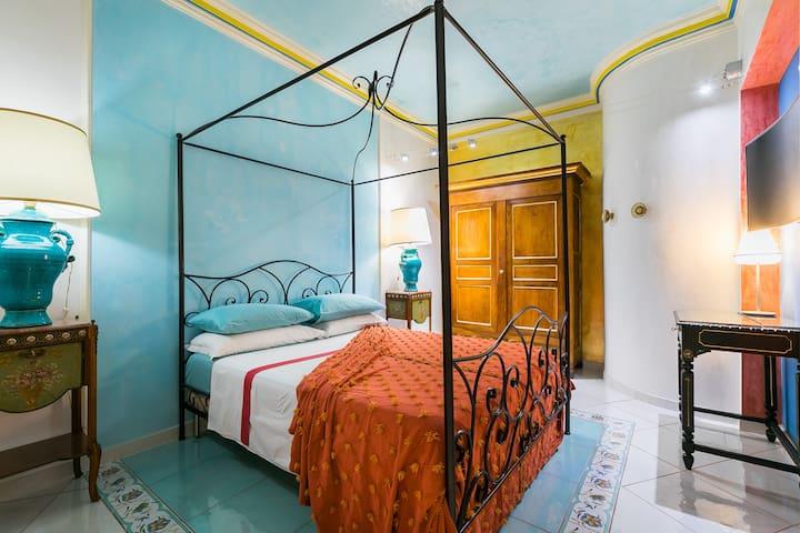 Appartamento extra lusso vicino al Colosseo