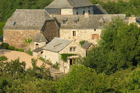 Eco-friendly cottage near Najac - Bor-et-Bar