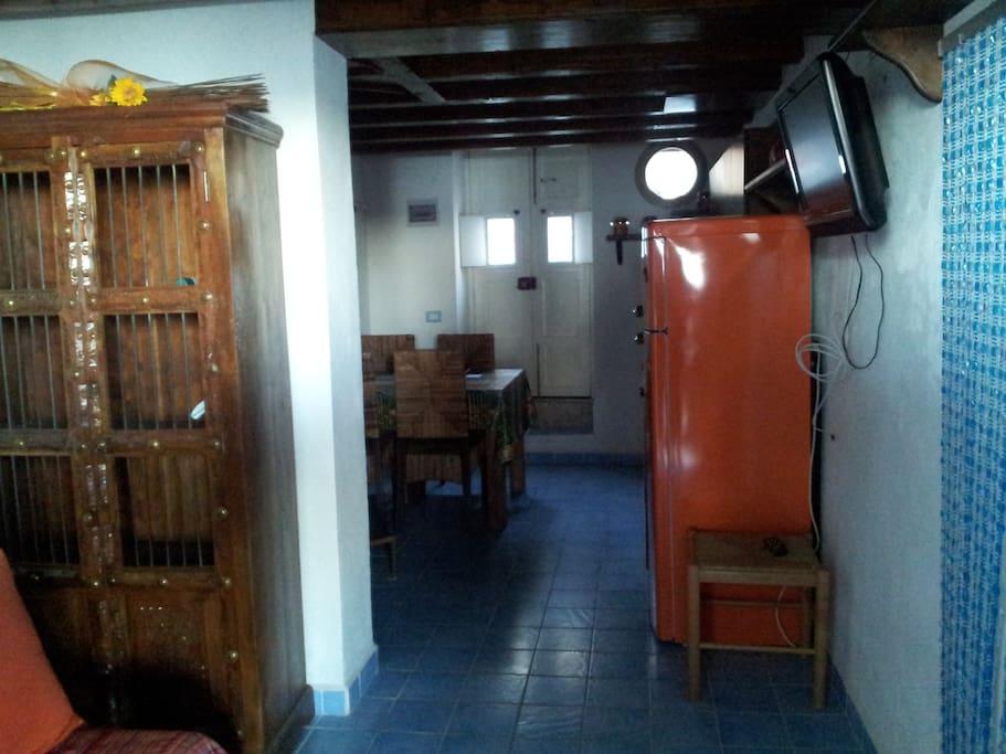 stanza ingresso