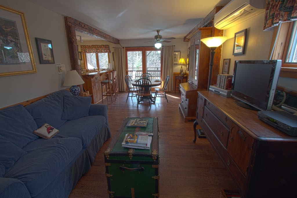 Phineas swann b b jay peak lodge suite chambres d 39 h tes for Glissade interieur jay peak