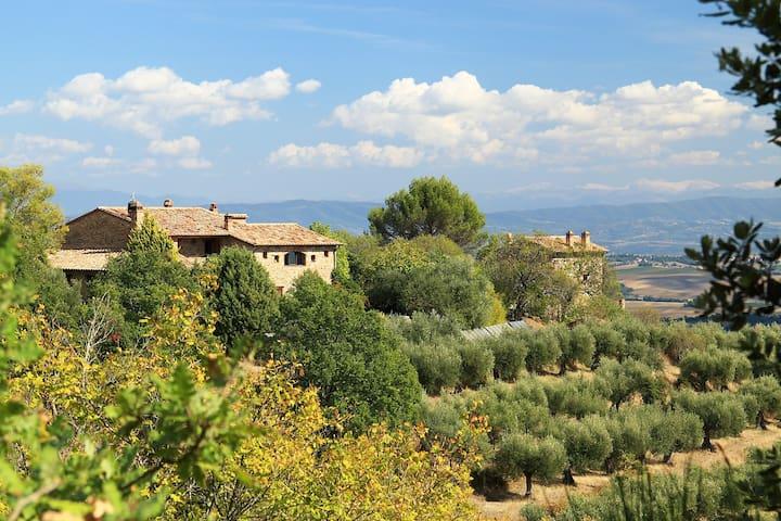 La casetta nel bosco studios - Perugia - Rumah