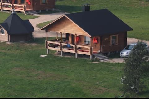 Lapland yoik cabin