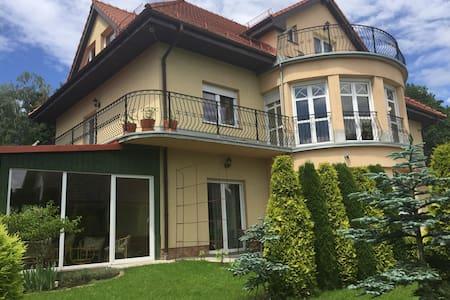 Dom z widokiem, pokój 2-osobowy z balkonem