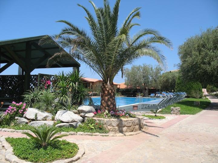 Beautiful Village Club in Tropea