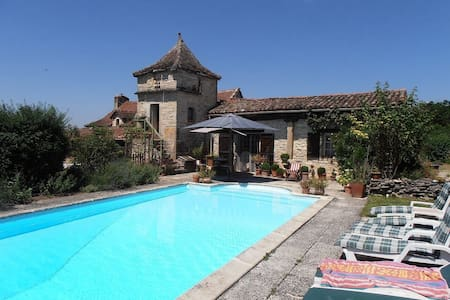 Perard Bed & Breakfast Double Room - Caylus