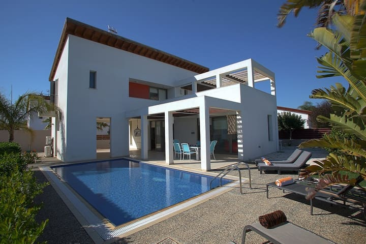 Napa Pearl, Private Pool, WiFi - Agia Napa - Villa