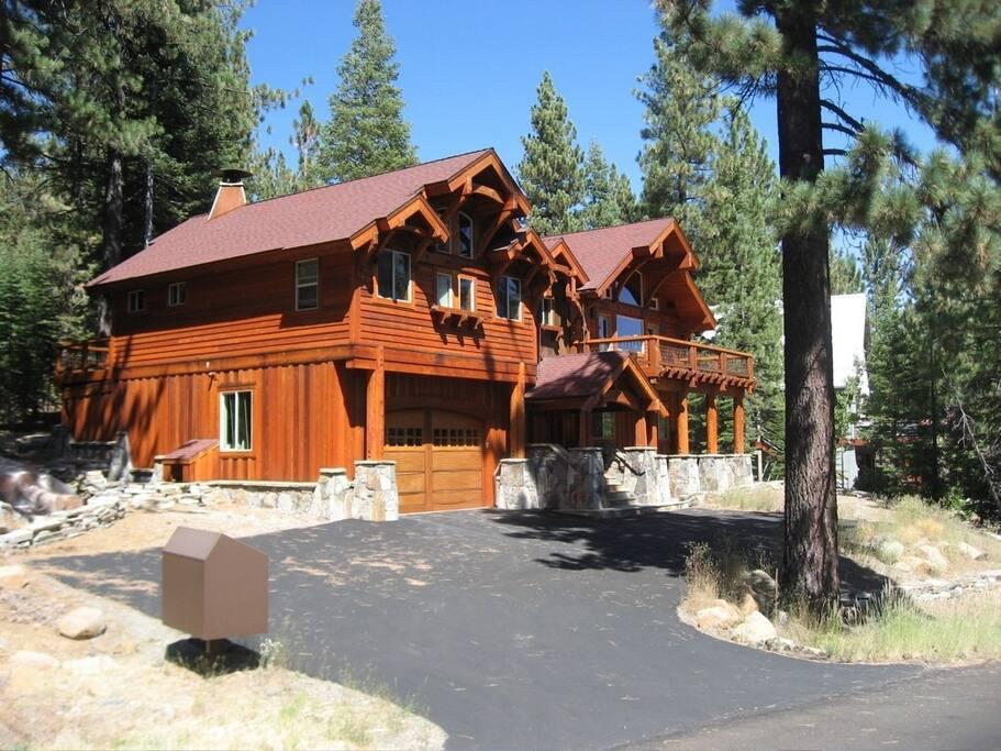 Summer - Tahoe Donner lodge