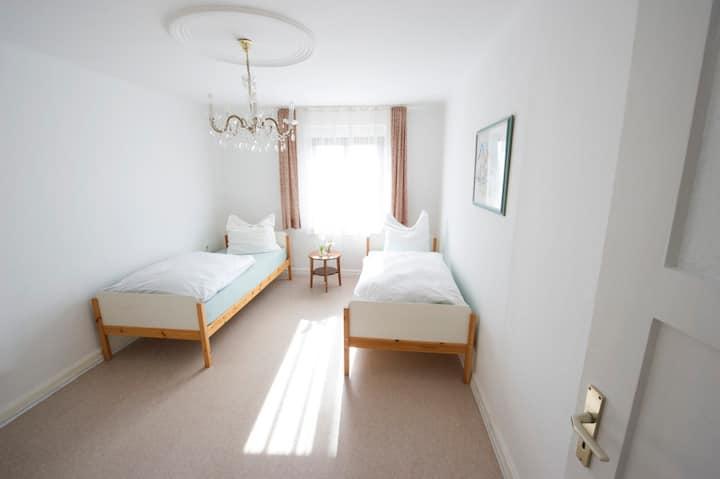 Privat Apartment2DZ/1ST Nähe Basel