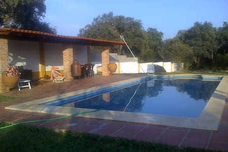 Rural hollidays near Fátima  with swimmingpool - Bugalhos