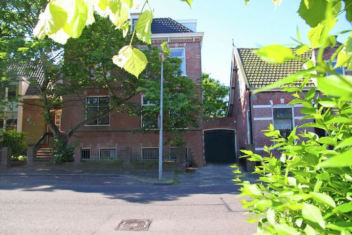 Apartment in lively Egmond aan Zee, with many facilities within walking distance