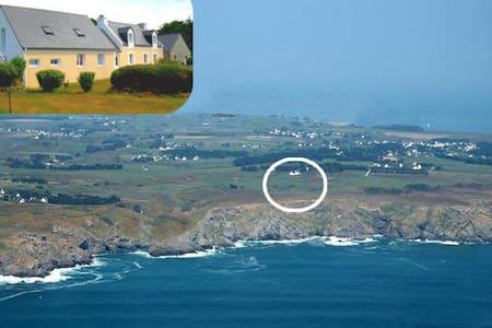 Studio côte sauvage de Belle île  - Locmaria - Pis