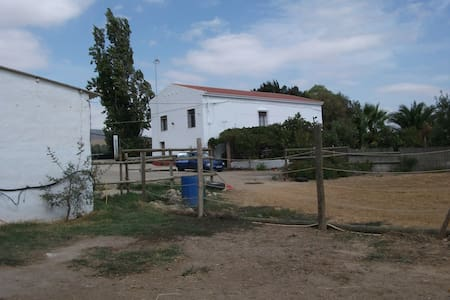 Ranch style country retreat - Teba - Bed & Breakfast