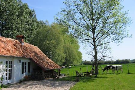 Gîte de charme au bord de l'authie - Tigny-Noyelle - Hus