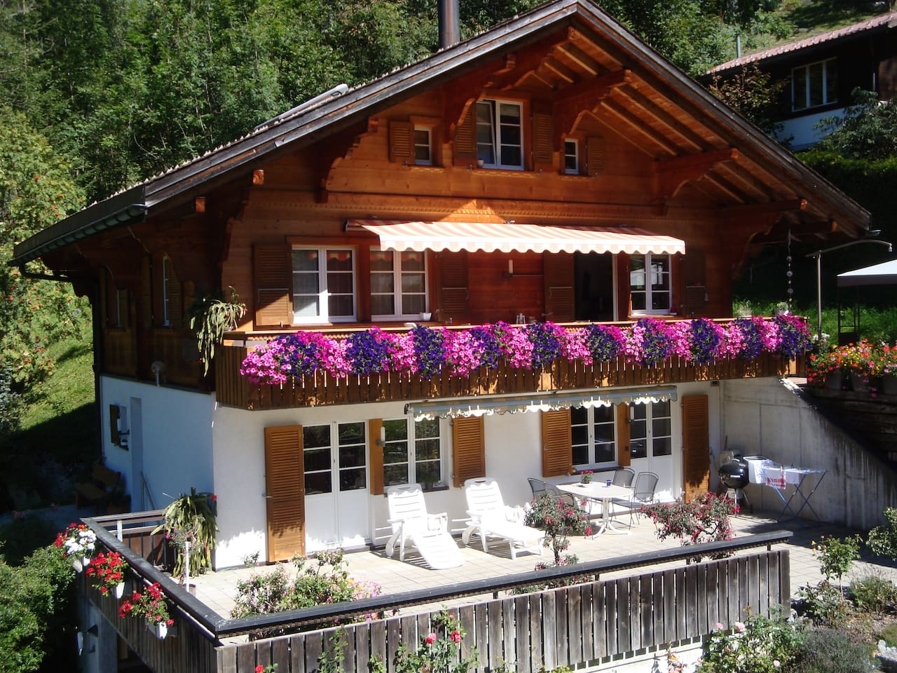 Cosy chalet...