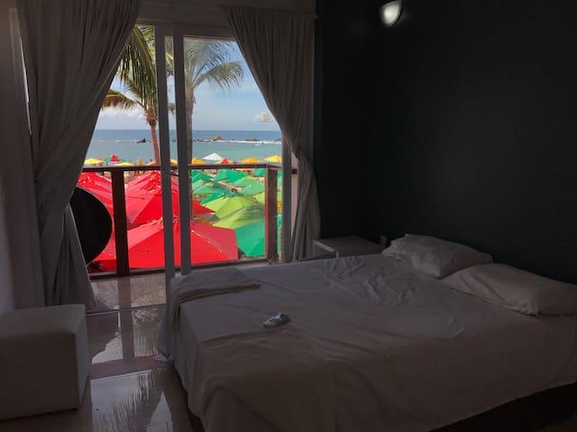 Vista Mar na Segunda Praia - Morro de São Paulo - Bed & Breakfast