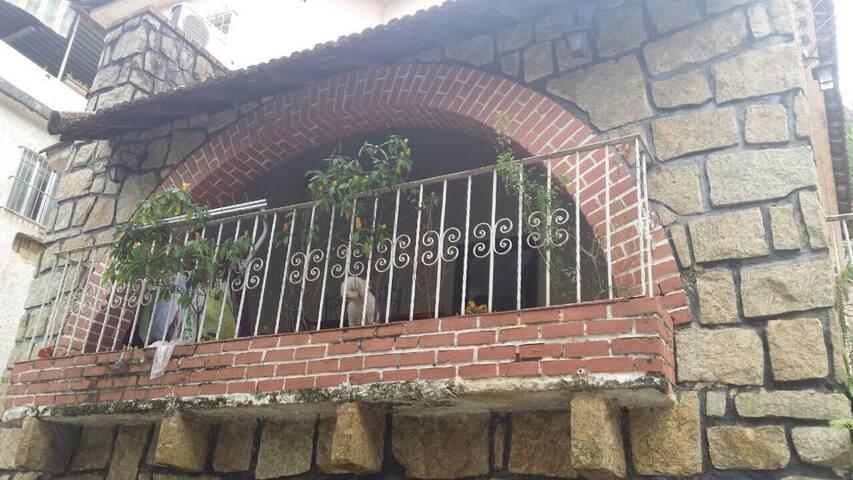 Casinha em Santa Teresa - Рио-де-Жанейро - Дом