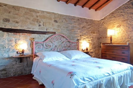 Villa with  pool close to Florence - Londa