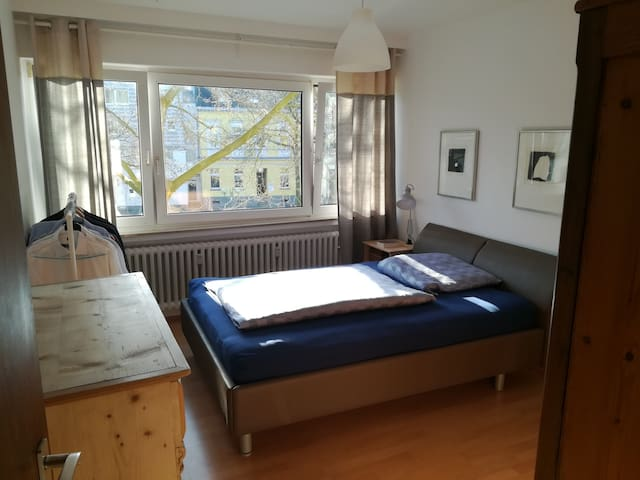 Sunny Apartment in Bonn Poppelsdorf with Balcony - Bonn - Byt