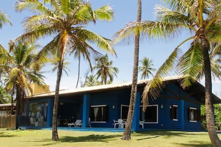 Wonderful unique beachside villa. - ラウロ・デ・フレイタス