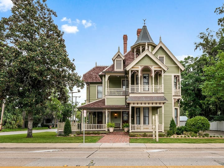 Historical Victorian House 125+ years old