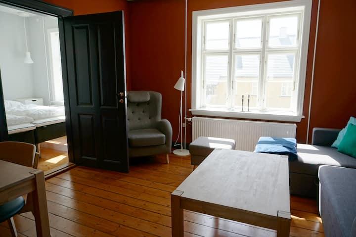 Lejligheden 'Rasmus Henrik Kruse' på Hanstholm Fyr