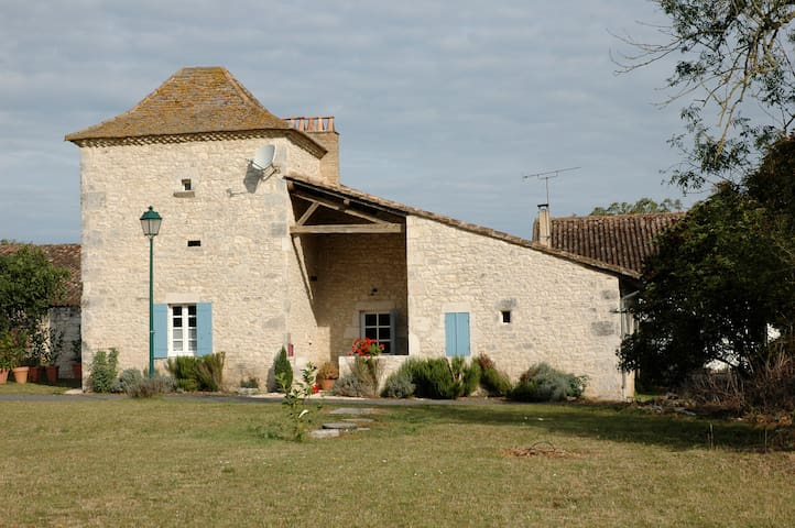 Charming Stone 16th Century Home - Mescoules - Dom