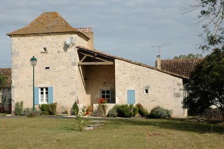 Charming Stone 16th Century Home - Mescoules