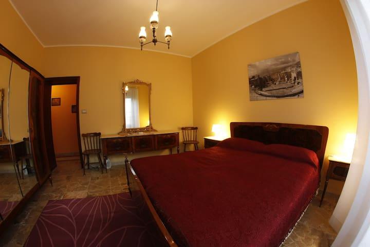 DOUBLE ROOM - B&B VIA NAZIONALE - San Filippo del Mela, Milazzo - Bed & Breakfast