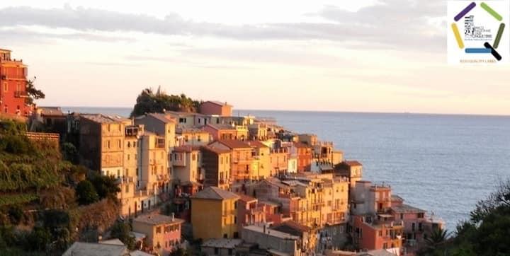 Casa Capellini in Cinque Terre doppia con balcone
