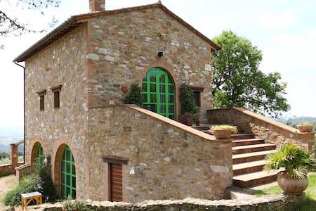 La casetta nel bosco studios - Perugia - House