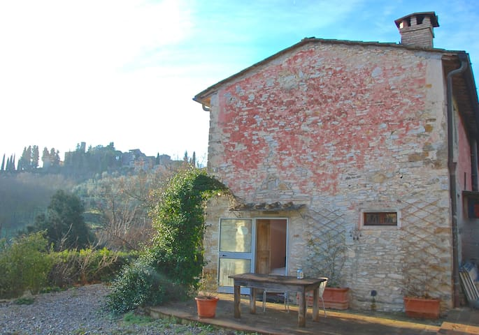 Cosy Chianti Retreat - Greve in Chianti