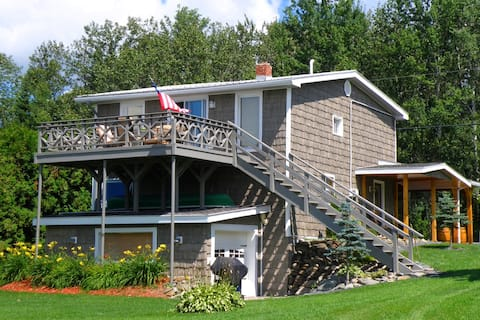 Sunny Side Cottage, Long Lake, St David, Aroostook