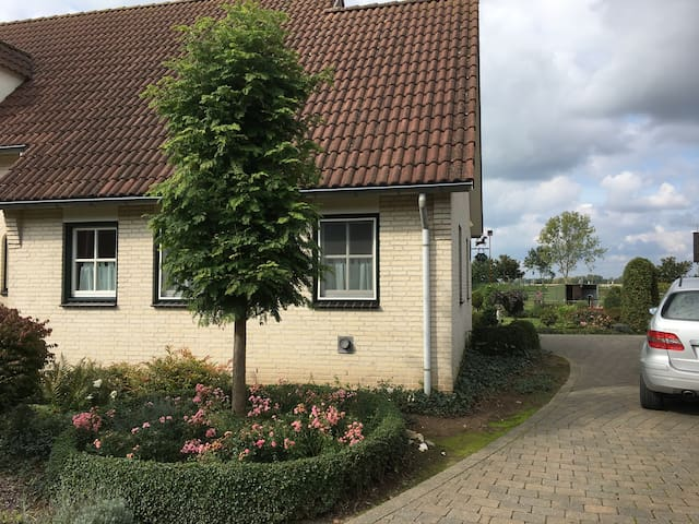 Apartment in Beautiful Garden near by Roermond.