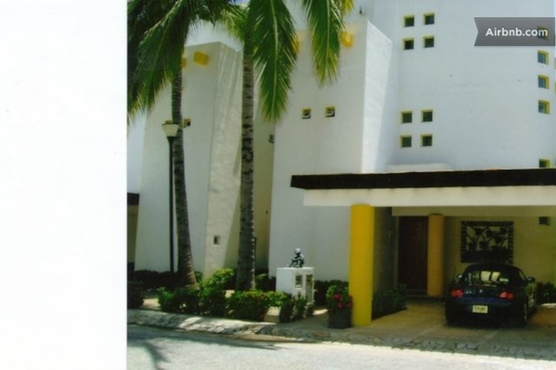 Increíble casa en Acapulco
