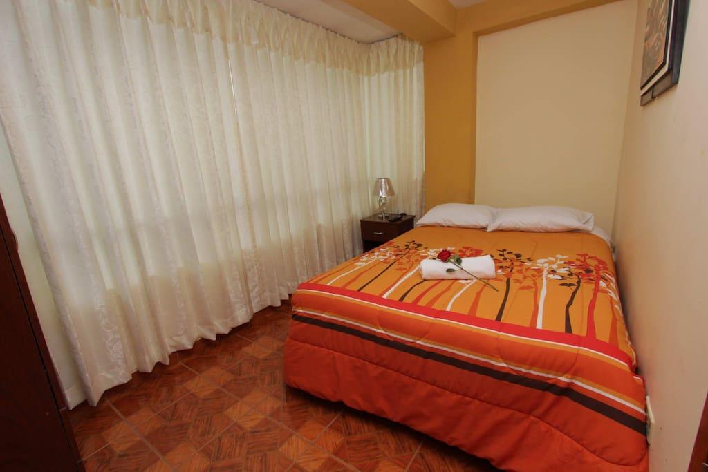 Pachacutec Yupanqui Apartaments