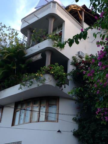 Casa Bambu Ocean and Jungle Views - La Manzanilla - House
