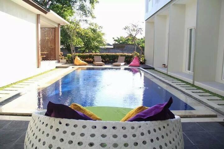 Vinhill Bali Studio Apartment - Denpasar - Apartemen